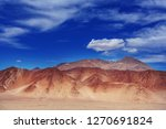 scenic landscapes of northern... | Shutterstock . vector #1270691824