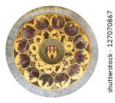 Famos Astronomical Clock In...