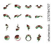 malawi flag  vector... | Shutterstock .eps vector #1270784707