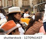 mexico  mexico city   october... | Shutterstock . vector #1270961437