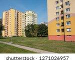 petrzalka  slovakia   august 22 ... | Shutterstock . vector #1271026957