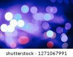 defocused entertainment concert ... | Shutterstock . vector #1271067991
