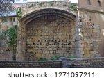 Roman wall of Barcelona