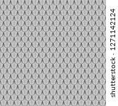 snake skin vector seamless... | Shutterstock .eps vector #1271142124