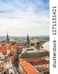 panormaview of dresden  germany | Shutterstock . vector #1271151421