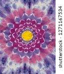 original handmade colorful... | Shutterstock . vector #1271167534