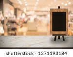 abstract blur image of people... | Shutterstock . vector #1271193184