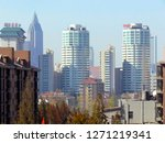 nanjing  china   november 30... | Shutterstock . vector #1271219341