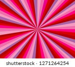 Red  Pink  And Purple Abstract...