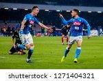 napoli  campania  italy  29 12... | Shutterstock . vector #1271404321