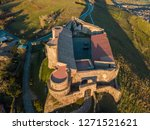 aerial view of the norman...   Shutterstock . vector #1271521621