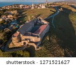 aerial view of the norman...   Shutterstock . vector #1271521627