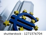 frankfurt am main  germany  ...   Shutterstock . vector #1271576704