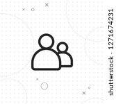 partnership icon  vector best...   Shutterstock .eps vector #1271674231