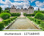 View Of Cheverny Chateau From...