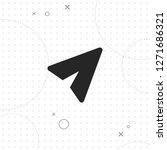 send message vector best flat... | Shutterstock .eps vector #1271686321