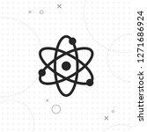 science icon  vector best flat... | Shutterstock .eps vector #1271686924