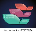 modern design layout | Shutterstock .eps vector #127170074