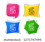 after opening use icons.... | Shutterstock .eps vector #1271747494