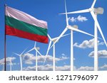 bulgaria alternative energy ... | Shutterstock . vector #1271796097
