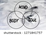 three diagrams with text mind... | Shutterstock . vector #1271841757