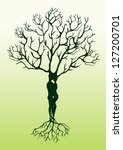 celtic tree | Shutterstock .eps vector #127200701