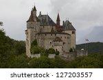 the menthon saint bernard... | Shutterstock . vector #127203557