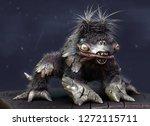 3d rendering of creature  ... | Shutterstock . vector #1272115711