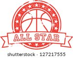 ,all star,banner,basketball,basketball ball,distressed,grunge,icon,jersey,nba,ncaa,rubber stamp,seal,sports,tournament