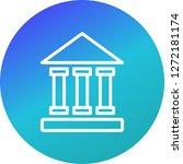 vector educational institute... | Shutterstock .eps vector #1272181174