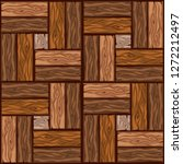 cartoon wood floor tiles...
