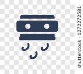 drying hands icon. trendy... | Shutterstock .eps vector #1272272581