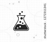 test tube symbol  vector best...   Shutterstock .eps vector #1272311341