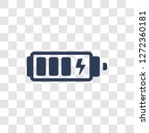 recharge icon. trendy recharge... | Shutterstock .eps vector #1272360181