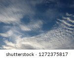 blue sky and clouds background | Shutterstock . vector #1272375817