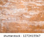 texture of orange concrete wall | Shutterstock . vector #1272415567