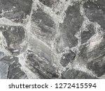 texture of grey concrete wall | Shutterstock . vector #1272415594