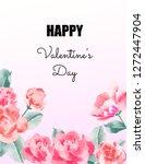 Love Concept  Valentine's Day...