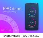 fitness app. ui ux design. ui...