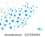network background | Shutterstock .eps vector #127252691