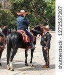 mexico  mexico city  12... | Shutterstock . vector #1272537307