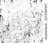 vector grunge overlay texture....   Shutterstock .eps vector #1272585547
