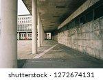 a grey socialist passage   Shutterstock . vector #1272674131