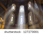 Hagia Sophia Mosque Interior A...