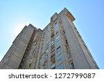 one of the brutalist... | Shutterstock . vector #1272799087