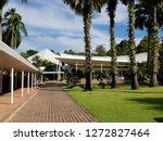 putrajaya  malaysia. november 4 ... | Shutterstock . vector #1272827464