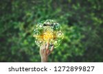 mobile phone concepts ...   Shutterstock . vector #1272899827