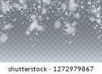 background for new year... | Shutterstock .eps vector #1272979867