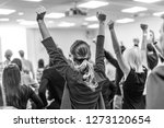 life coaching symposium.... | Shutterstock . vector #1273120654