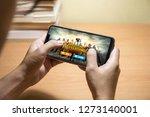 kuala lumpur  malaysia  ... | Shutterstock . vector #1273140001